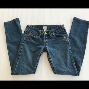 True Religion Skinny Jeans sz. 27